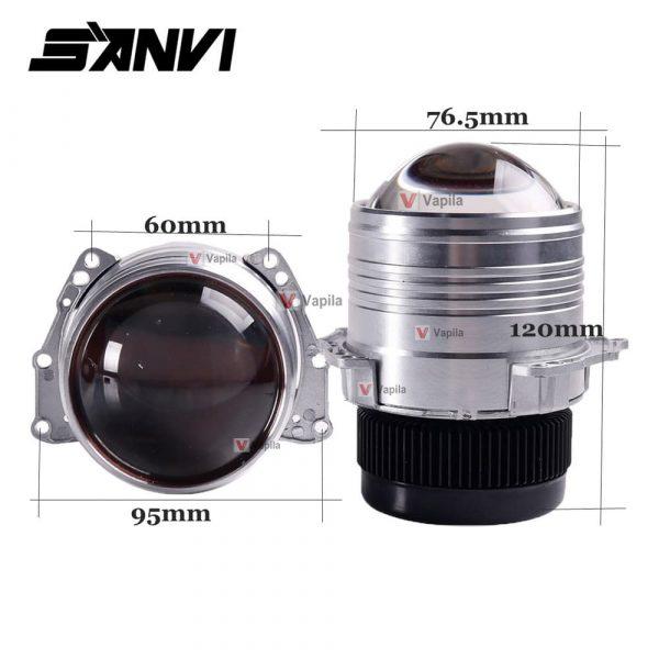 Светодиодные линзы Sanvi Premium I5 52w