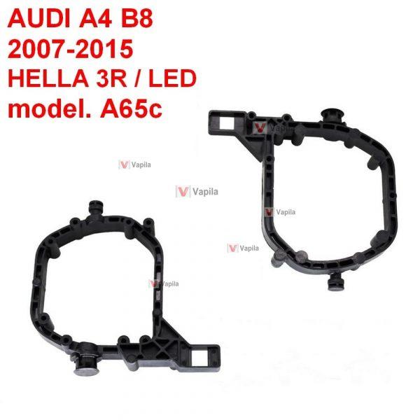 Переходная рамка для линз Audi A4 B8 2007-2015