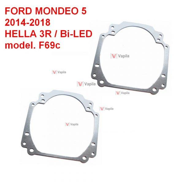 Переходные рамки для замены линз Ford Mondeo 5