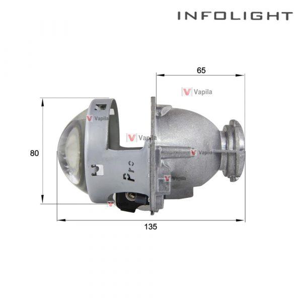 Купить линзы для авто Infolight G9 PRO 3.0