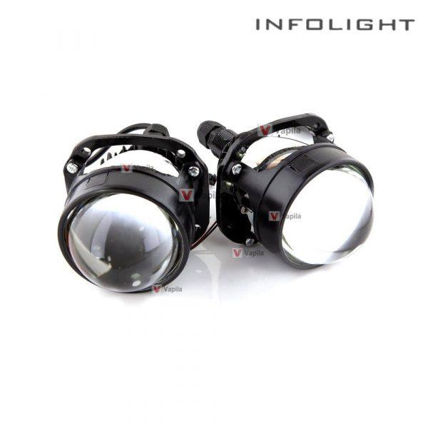 LED линзы Infolight G10 Bi-LED 2.5 купить