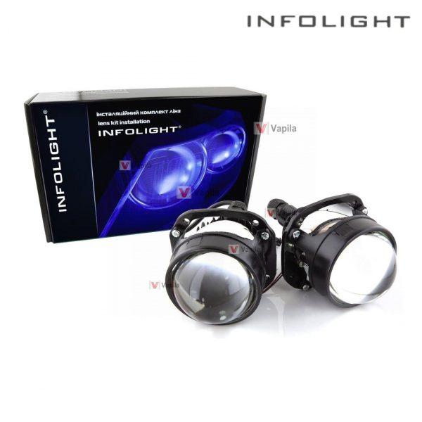 Купить LED линзы Infolight G10 Bi-LED 2.5