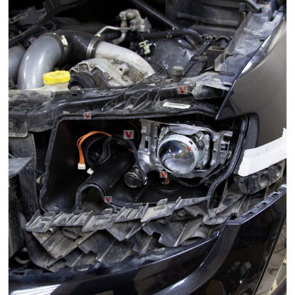 Jeep Grand Cherokee адаптив 2013-2018 рамки для линз