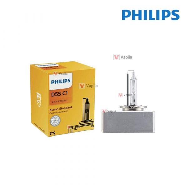 Ксеноновая лампа Philips D5S Vision 12410 C1