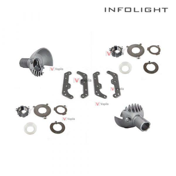 Bi-LED линзы Infolight G12 2.8 купить в Киеве