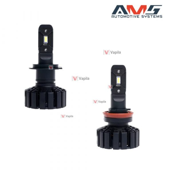 LED лампы AMS Original-F H1 H3 H7 H11 HB3 HB4