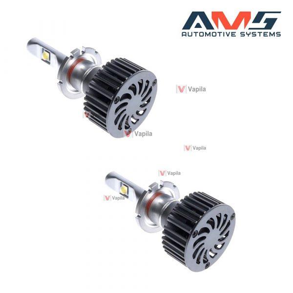 LED лампы AMS Extreme Power-F D1 D2 D3 D4 5000K