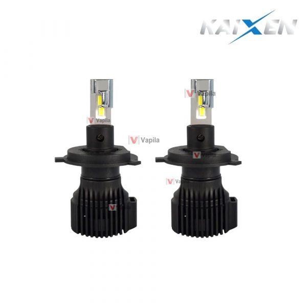 Led лампы Kaixen V4PRO H4 H13 HB5 50w 6000K