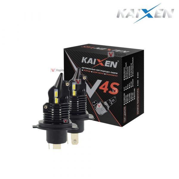 Светодиодные лампы Kaixen V4S H4 20w