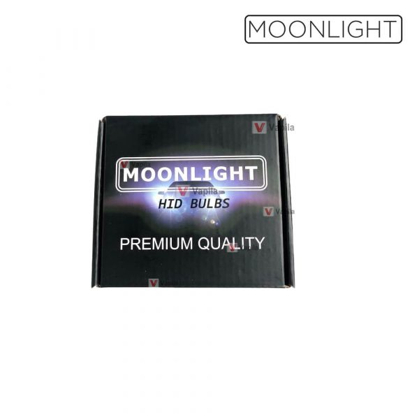 Биксеноновые лампы Moonlight Premium H4 +50%