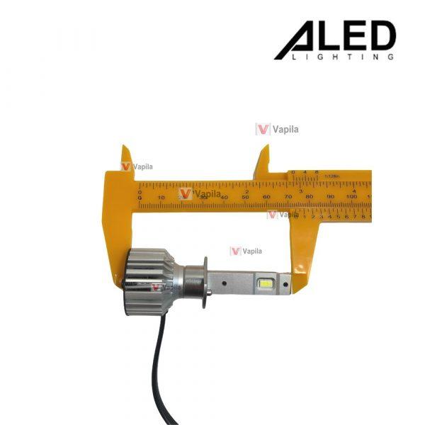 Светодиодные лампы ALED RR H1 26w 6000K RRH1M1 размеры