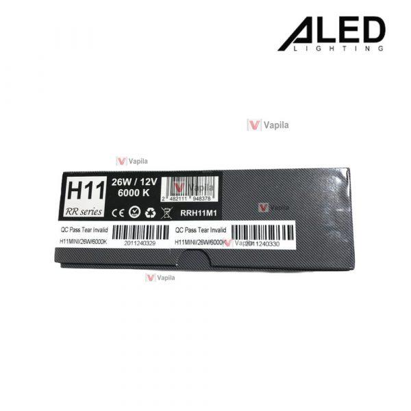 ALED RR H11 26w 6000K RRH11M1
