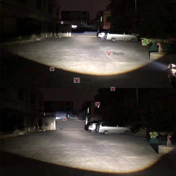 Светодиодные линзы Moonlight EVO Bi-LED 2.5 4500К