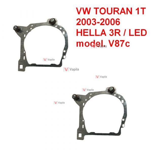 Переходные рамки для установки линз Volkswagen Touran 1T1