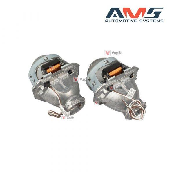 AMS F1 D1/D2 White