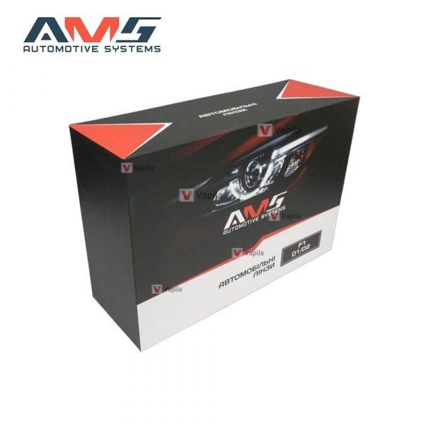 AMS F1 D1/D2 White линзы для авто