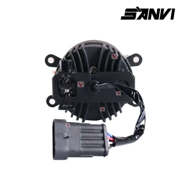 Противотуманные LED линзы Sanvi 3in1 Toyota LExus