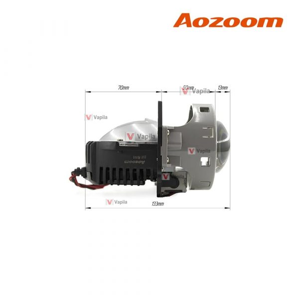 Aozoom A3+ 45W 3.0 дюйма размеры